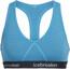 Icebreaker Sprite Sport BH's Dames turquoise